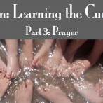 Sink or Swim: Learning the Currents of Love –  Part 3 Prayer