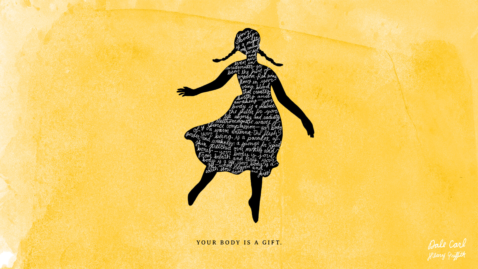 your body is a gift