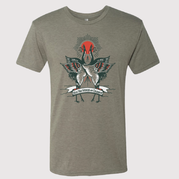 Feel The Winds of Change T-Shirt